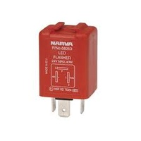 Narva 24 Volt 3 Pin LED Electronic Flasher 68253BL