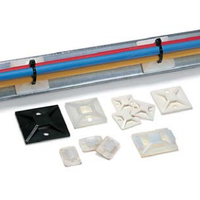 Cable Tie Mounts - Adhesive