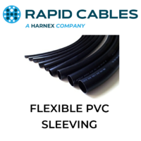 FLEXIBLE PVC SLEEVING